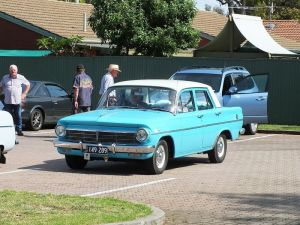 Bob and Bronwyn Lumsden's 1964 Holden EH